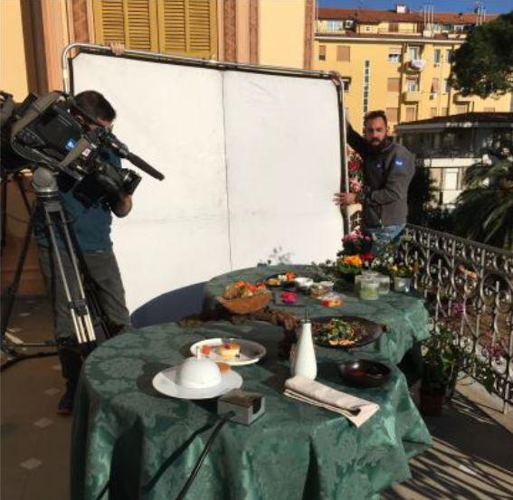 Photo du tournage