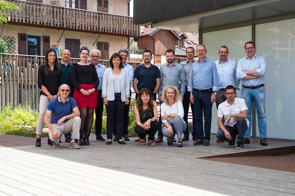partenari del progetto A2E @A. Denizard - CAUE 74