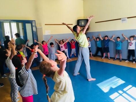 Incontri in classe e attività teatrali