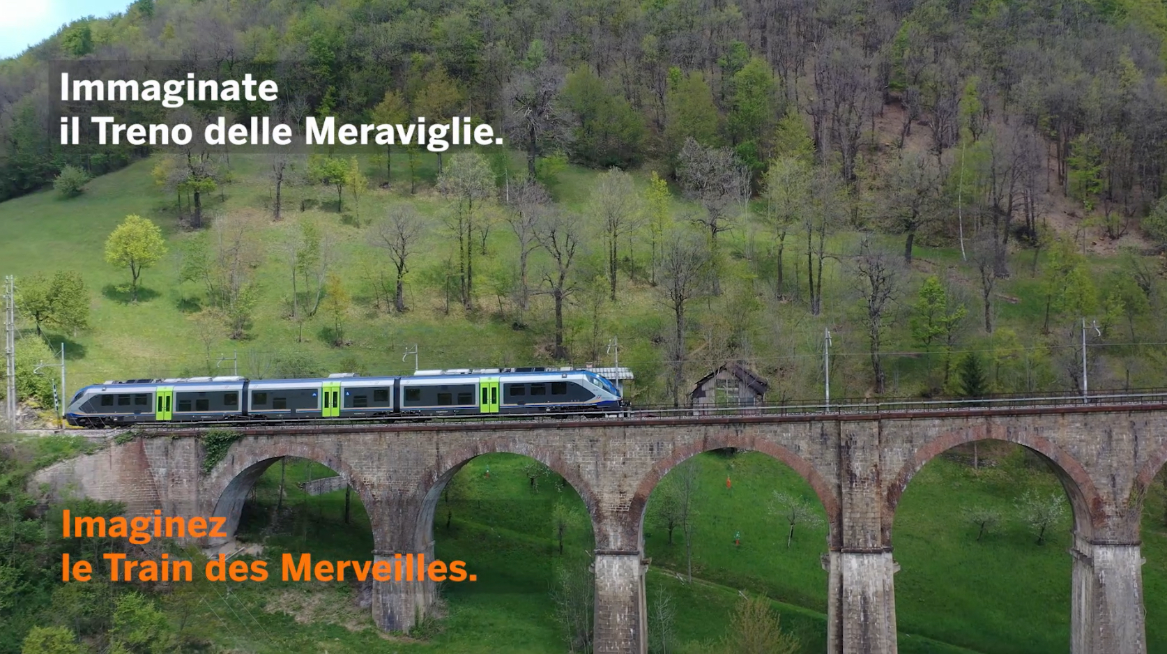 Photo 2 - Train des merveilles